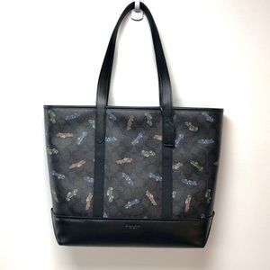 Coach West Toy Car Tote